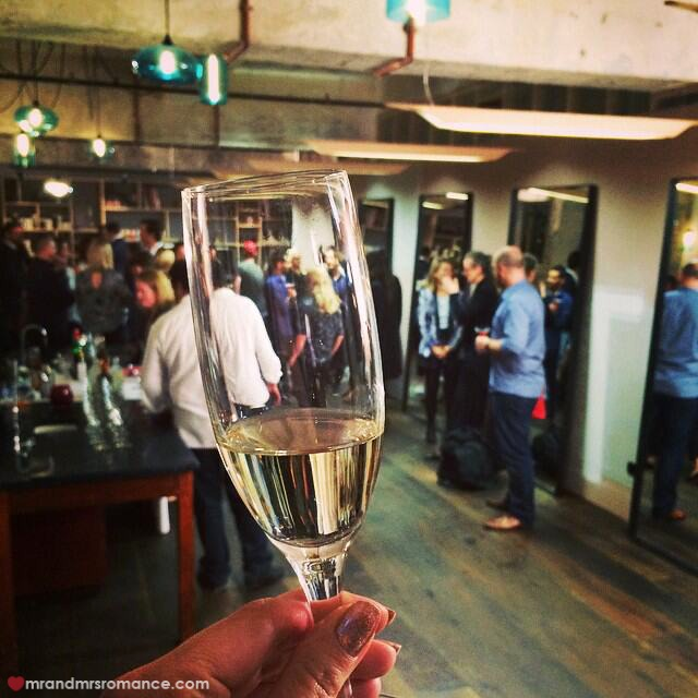 Mr & Mrs Romance - Insta Diary - 2 Anthony Nader's RAW opening