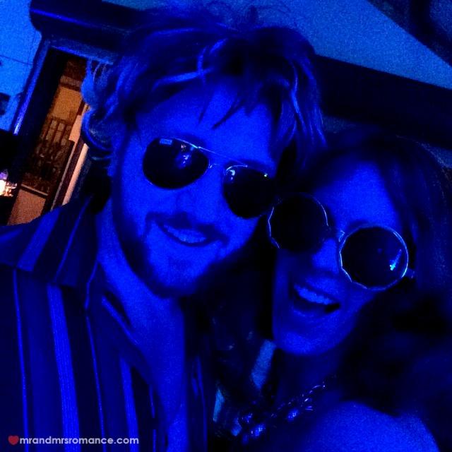 Mr & Mrs Romance - Insta Diary - 7aHR1 NiC birthday party