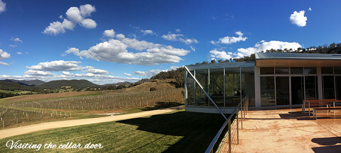 Mr and Mrs Romance - 15 tips for visiting cellar door