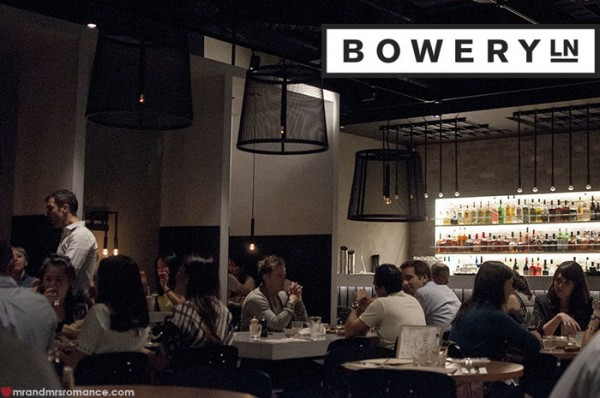 Mr and Mrs Romance - Bowery Lane Sydney Restaurant Review 11