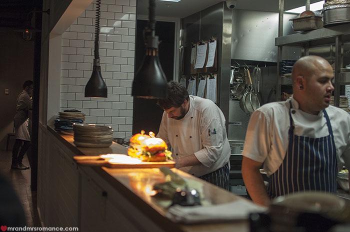 Mr and Mrs Romance - Bowery Lane Sydney Restaurant Review 9