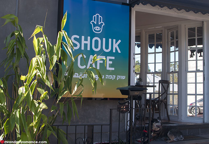Mr and Mrs Romance - Shouk Brisbane Cafe Review 10