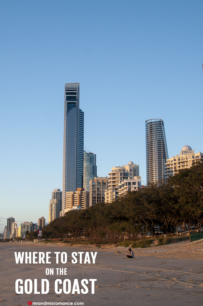 Mr and Mrs Romance - Where to stay on the Gold Coast