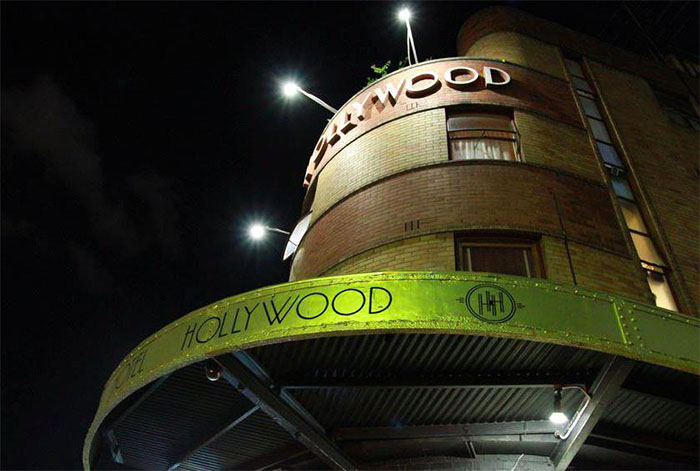 Hotel Hollywood Bar Surry Hills Sydney