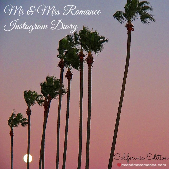 Mr & Mrs Romance - Insta Diary - 0HR1 moonlight in Cali