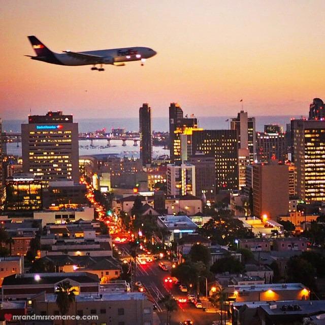 Mr & Mrs Romance - Insta Diary - 12 plane trip