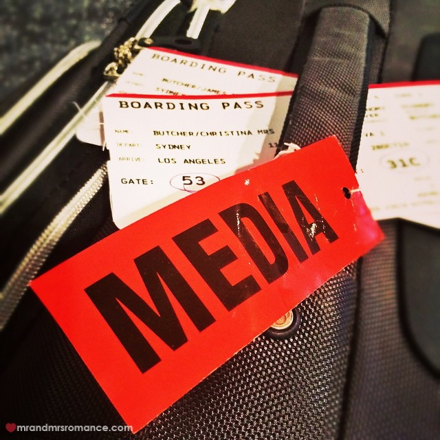 Mr & Mrs Romance - Insta Diary - 2 ready to go!