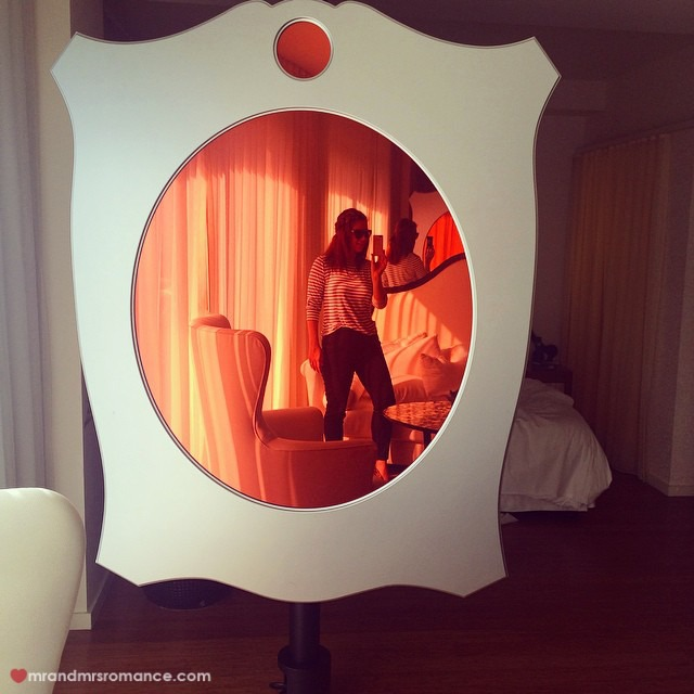 Mr & Mrs Romance - Insta Diary - 2aHR2 our hotel room