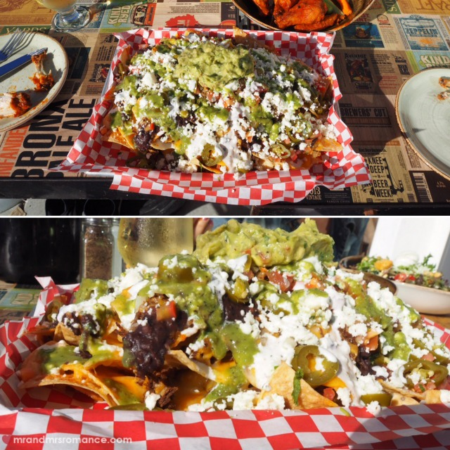 Mr & Mrs Romance - Insta Diary - 7a Nachos mountain