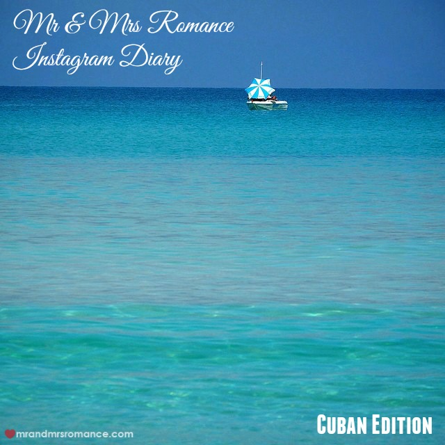 Mr & Mrs Romance - Insta Diary - 1 the Caribbean