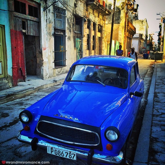 Mr & Mrs Romance - Insta Diary - 3 Havana!