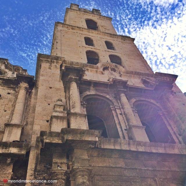 Mr & Mrs Romance - Insta Diary - 3a Havana's buildings