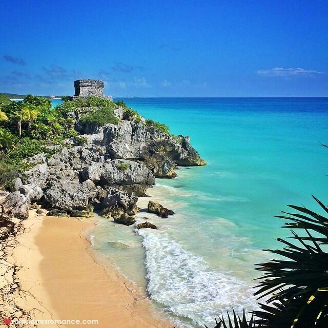Mr & Mrs Romance - Insta Diary - 5 Mayan ruins