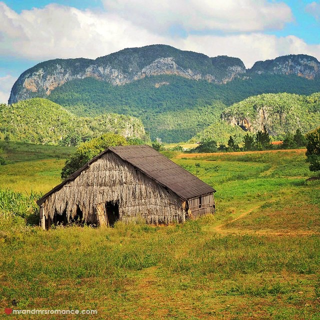 Mr & Mrs Romance - Insta Diary - 5 Vinales countryside
