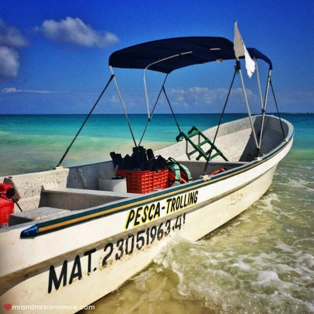 Mr & Mrs Romance - Insta Diary - 6 Mexi-boat