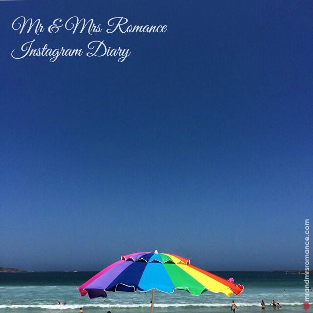 Mr & Mrs Romance - Insta Diary - 1 sea and sky