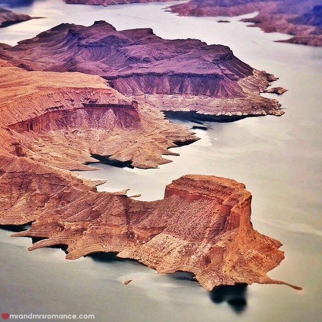 Mr & Mrs Romance - Insta Diary - 11 heli tour of the Grand Canyon
