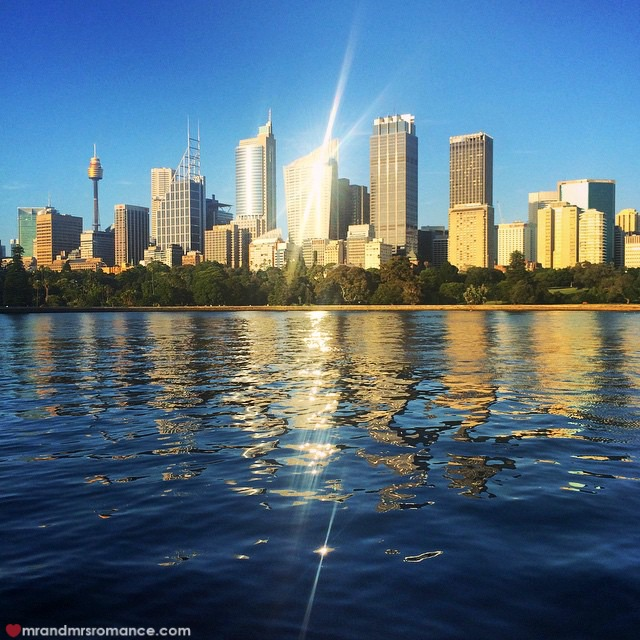 Mr & Mrs Romance - Insta Diary - 8CB3 Sydney sparkling
