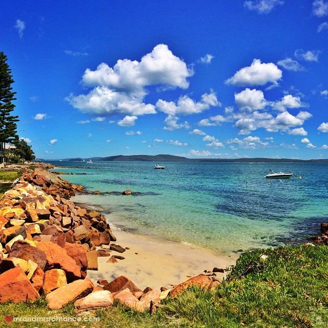 Mr & Mrs Romance - Insta Diary - 9 Port Stephens