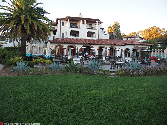Mr and Mrs Romance - Bacara Resort Santa Barbara CA review