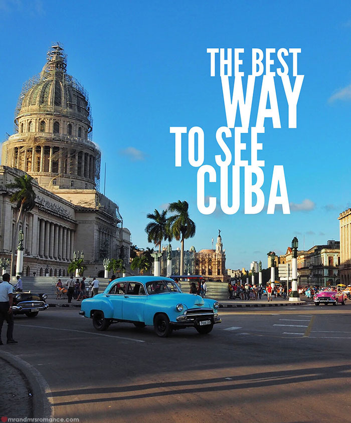 Mr and Mrs Romance - The best way to see Cuba - Cuban Adventures Tour Review 001