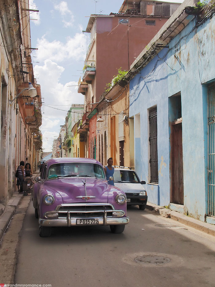 Mr and Mrs Romance - The best way to see Cuba - Cuban Adventures Tour Review