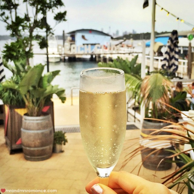 Mr & Mrs Romance - Insta Diary - 13 V Day at Watsons Bay