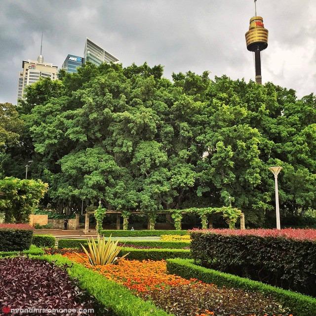 Mr & Mrs Romance - Insta Diary - 1aCB1 Hyde Park