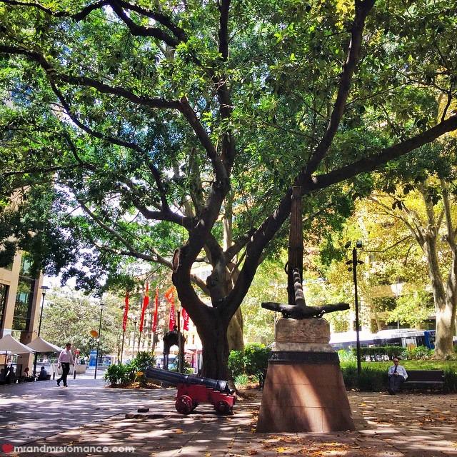 Mr & Mrs Romance - Insta Diary - 3 city park