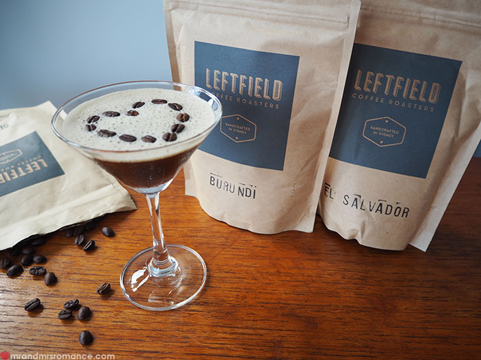 Mr and Mrs Romance - Foodie Finds - Leftfield Coffee Marrickville