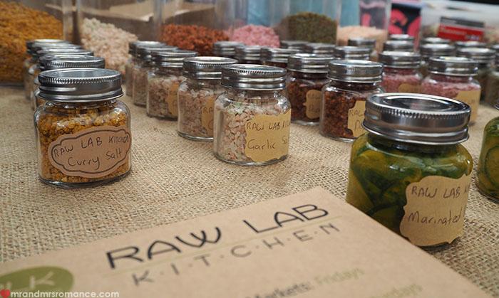 Mr and Mrs Romance - Foodie Finds - Raw Lab Kitchen Bondi