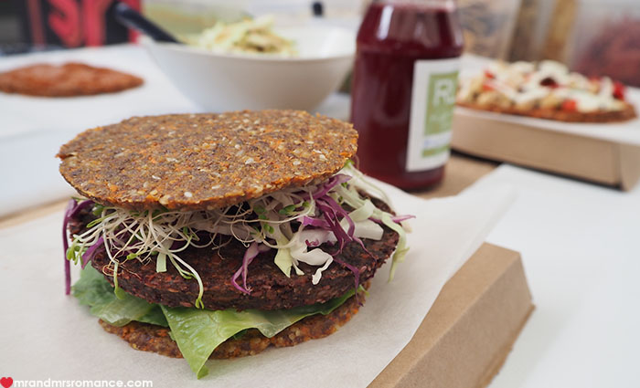 Mr and Mrs Romance - Foodie Finds - Raw Lab Kitchen
