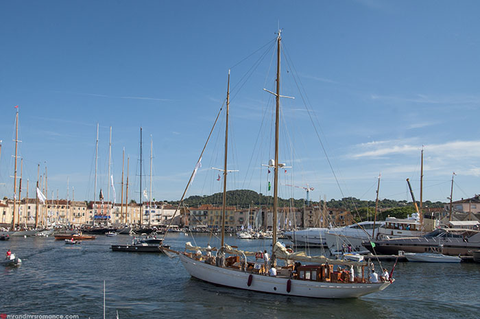 Mr and Mrs Romance - What to do in St Tropez Cote d'Azure - 8