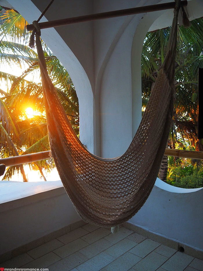 Mr and Mrs Romance - Where to stay in Tulum Mexico - Casa de las Olas review