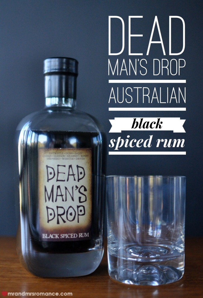 Mr & Mrs Romance - Dead Man's Drop - 1 feature