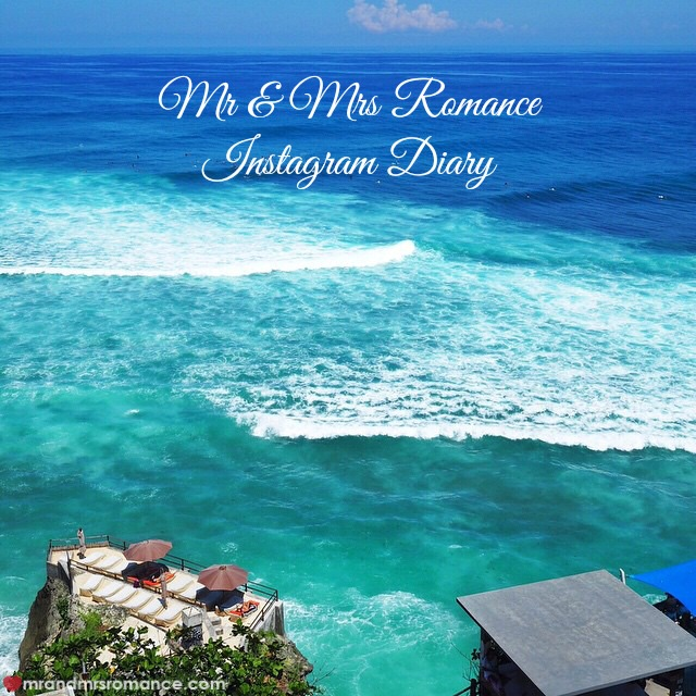 Mr & Mrs Romance - Insta Diary - 1 Bali title