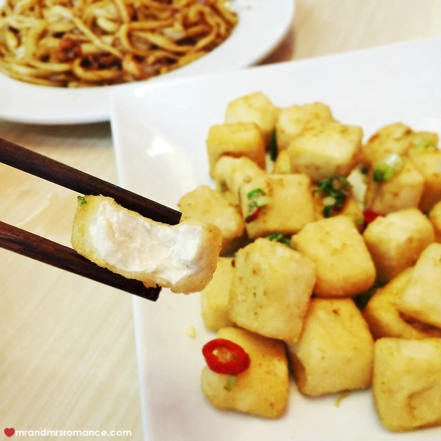 Mr & Mrs Romance - Insta Diary - 2 fried tofu in Kingsford