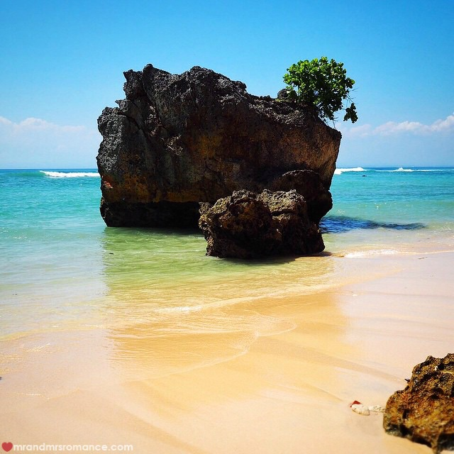 Mr & Mrs Romance - Insta Diary - 8 Padang Padang, Bali