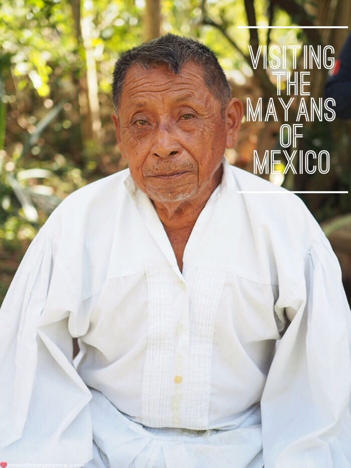 Mr & Mrs Romance - Mayan tour - 1 title