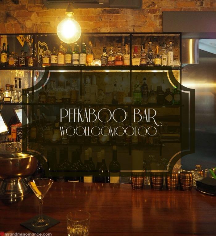 Mr & Mrs Romance - Peekaboo Bar - 01 title pic