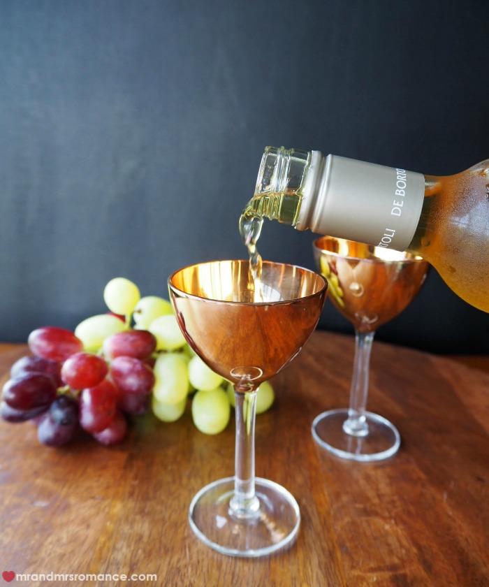 Mr & Mrs Romance - Wine of the Month - 2 sticky