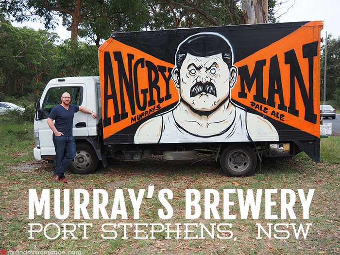 Mr and Mrs Romance - Friday Drinks - Murrays Brewery NSW