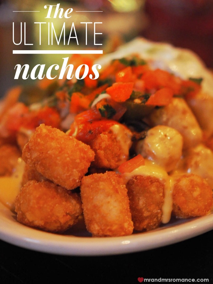 Mr and Mrs Romance - Ultimate Nachos - Try Totchos