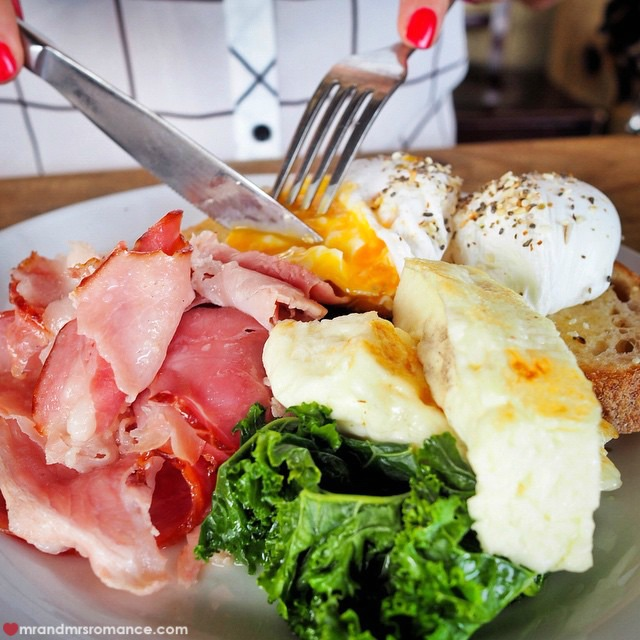 Mr & Mrs Romance - Insta Diary - 6 brekky at Agrestic