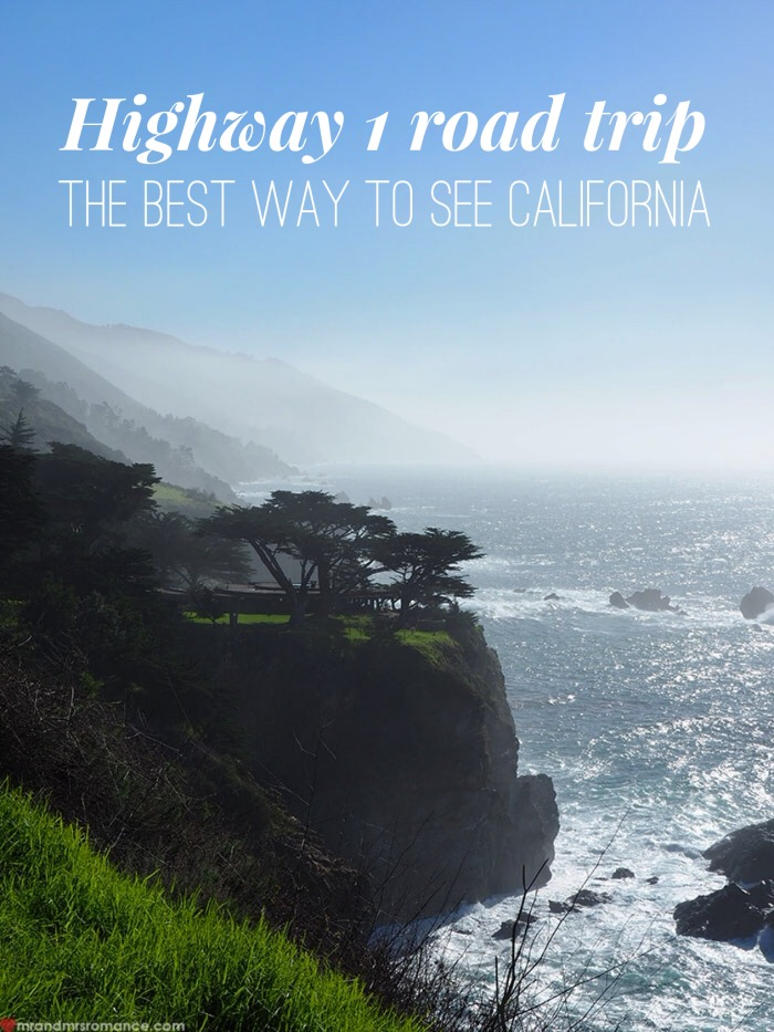 Highway 1 road trip – San Fran to LA itineraryMr and Mrs Romance