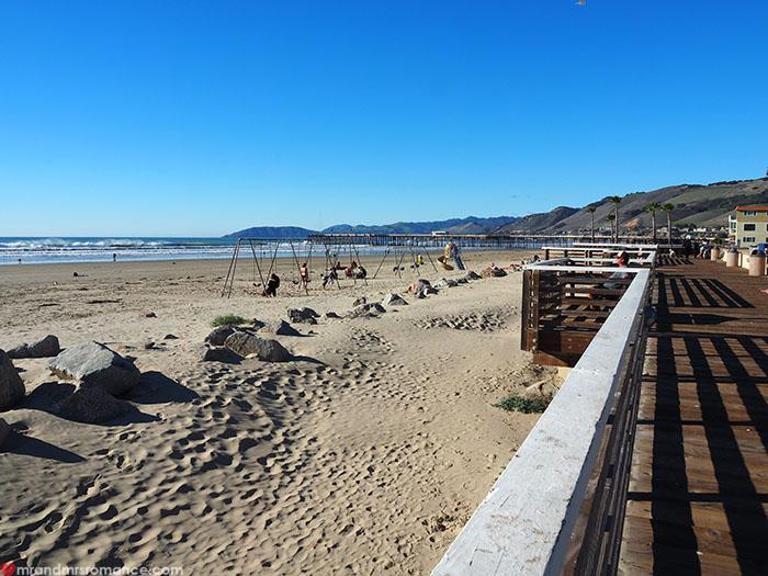 Mr-and-Mrs-Romance-Highway-1-Roadtrip-Pismo-Beach-boardwalk.jpg