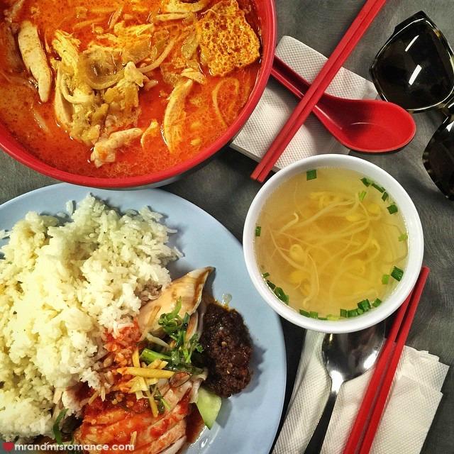 Mr & Mrs Romance - Insta Diary - 2 birthday lunch