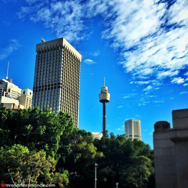 Mr & Mrs Romance - Insta Diary - 4 sunny Sydney