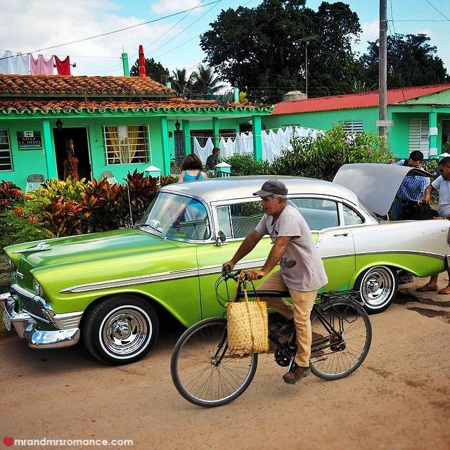 Mr & Mrs Romance - Insta Diary - 6 Cuba & YTravel