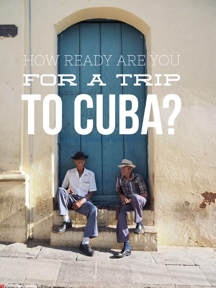 Mr & Mrs Romance - Y Travel Cuba title